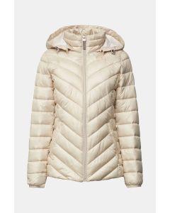 En matière recyclée : la veste en 3M™ Thinsulate™